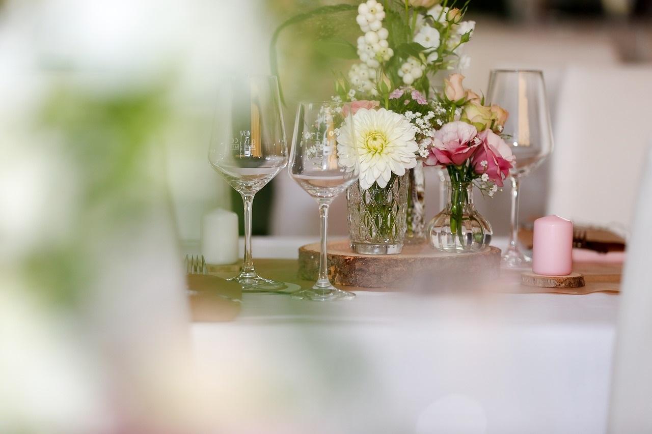 Esprit vintage, choisissez des assiettes fleuries